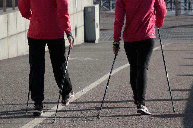 В Тюмени пройдут массовые соревнования по пешей и скандинавской ходьбе