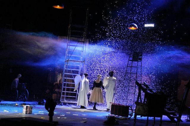 Эксперты из Санкт-Петербурга курируют спектакль тюменских постановщиков