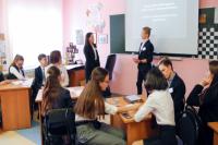 Тобольские школьники первыми опробовали «вынесенные уроки»