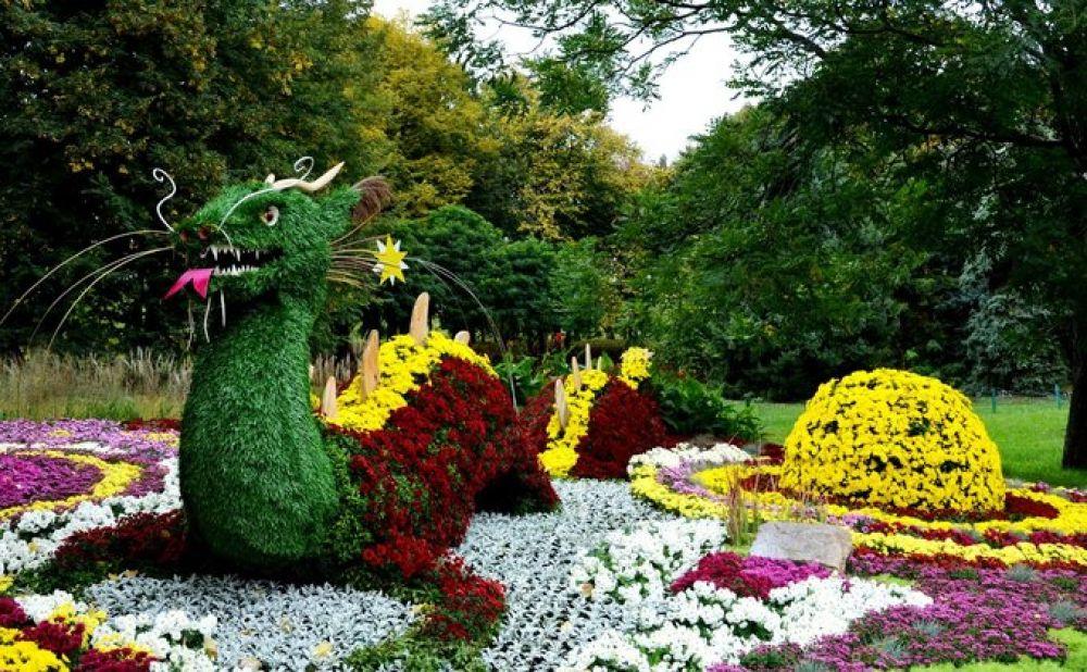Фестиваль хризантем заставит нас на время остановиться и задуматься о многом. Ведь все прекрасное, в том числе и цветы - вечно!