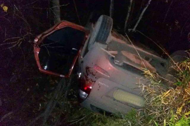 В ДТП с Завьяловском районе погиб водитель