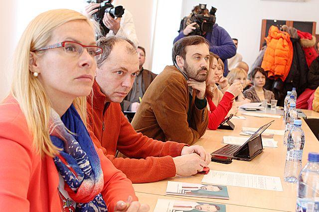 Анна Терешкова назначена вице-мэром Новосибирска