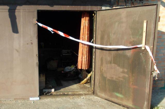 ЧП в Кропивницком: в гараже местного жителя обнаружили арсенал оружия