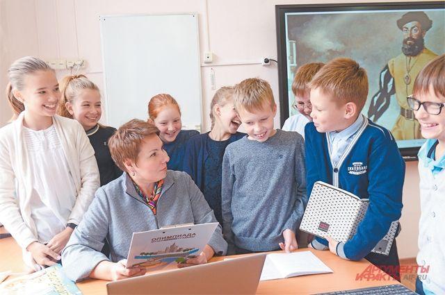Светлана Пентегова считает, что хороший педагог должен выстроить хорошие отношения с каждым ребёнком.