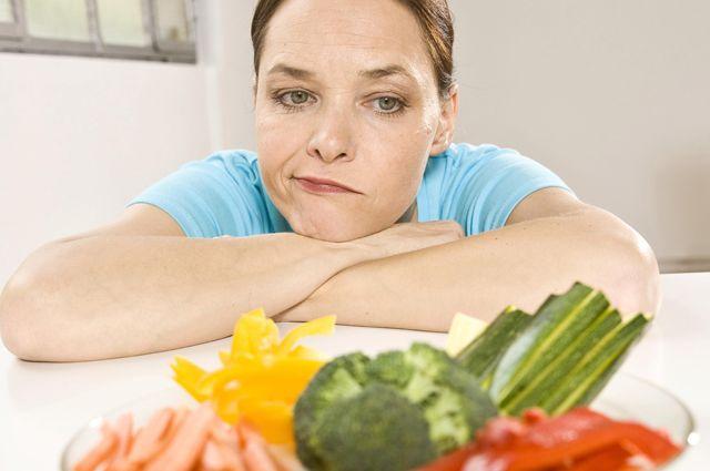 Инсульт от салата. Может ли вегетарианство довести до мозговых катастроф?