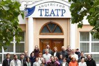 Труппа Лицейского театра.