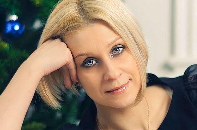Евгения Жарикова.