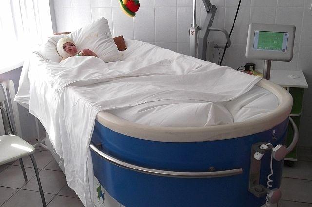 Детское ожоговое отделение горбольницы №20 Ростова-на-Дону - одно из лучших в ЮФО и превосходит по оснащению некоторые зарубежные клиники.