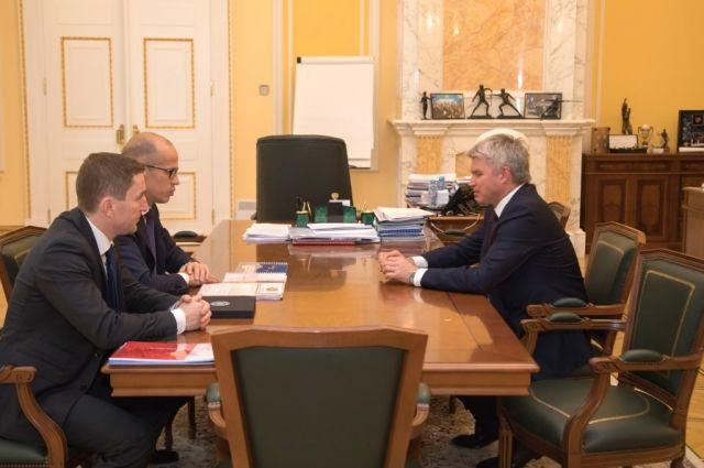 Удмуртию посетит министр спорта РФ Павел Колобков