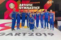 Мужская сборная Украины по гимнастике отобралась на Олимпиаду-2020