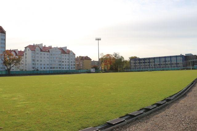 Стадион «Локомотив» планируют сдать в ноябре