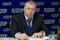 В Оренбурге может появиться улица имени Владимира Жириновского.
