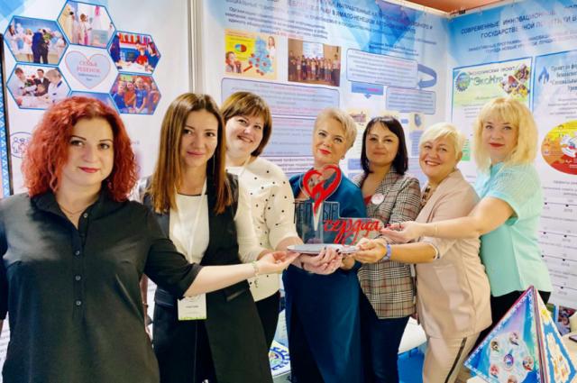 Ямальская делегация приняла участие в выставке-форуме в Калужской области