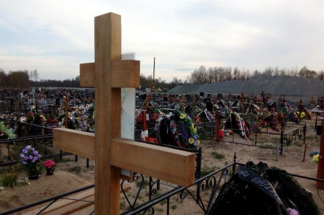 Новое место для захоронений появится на территории Сыктывкара за Верхней Максаковкой.