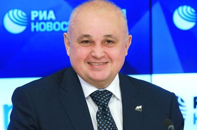 Сергей Цивилёв.