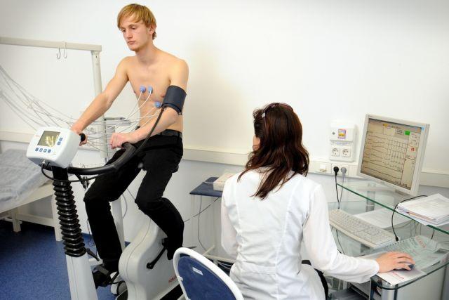 Состояние сердца и сосудов можно проверить на современном оборудовании.