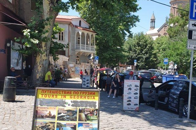 В Тбилиси назвали сумму ущерба от запрета на рейсы в Россию