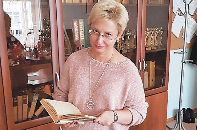 Инна Савчук: «Учитель не тот, кто много знает, а тот, кто может научить».