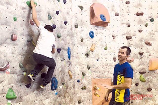 Благодаря американцу в Нальчике появился центр для тренировок.
