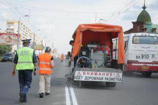 Из федерального бюджета Омску выделили 1 млрд руб. на ремонт дорог.