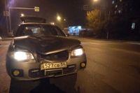 Авария произошла в Первомайском районе 8 октября в 19:30.