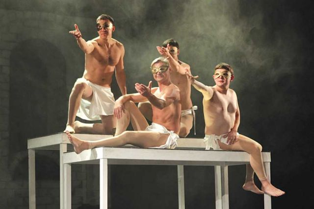 Новый театральный сезон начался с премьер.
