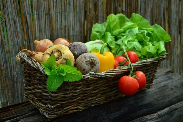 Новосибирцы едят все меньше овощей