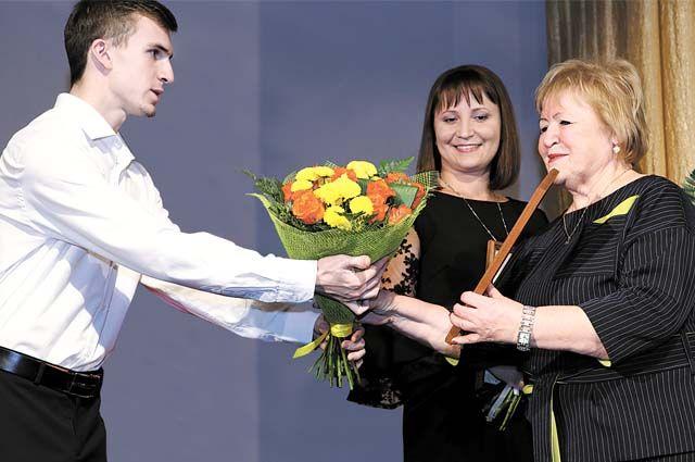 Ирина Попова (на фото справа) из Соликамска в конкурсе участвовала первый раз.