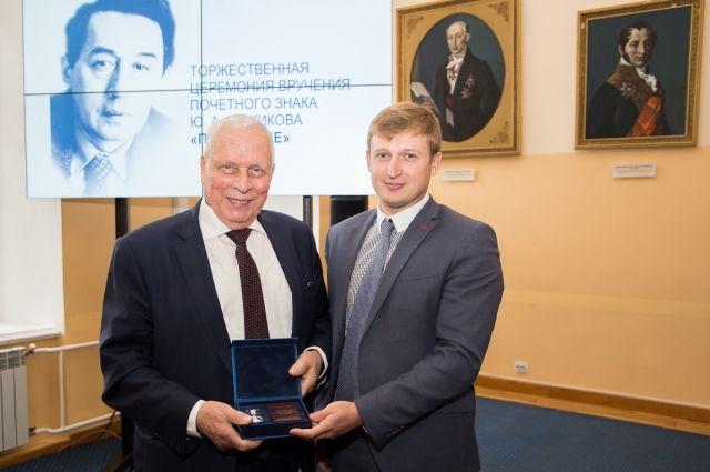 Илья Алексеевич Сумароков - пример для своей семьи и коллег.