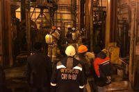 Эксперты сделали вывод, что пожар возник из-за попадания раскалённых частиц металла на затвердевшую смолу, скрепляющую ствол, после чего он охватил деревянную опалубку, которая не была обработана противопожарным составом.