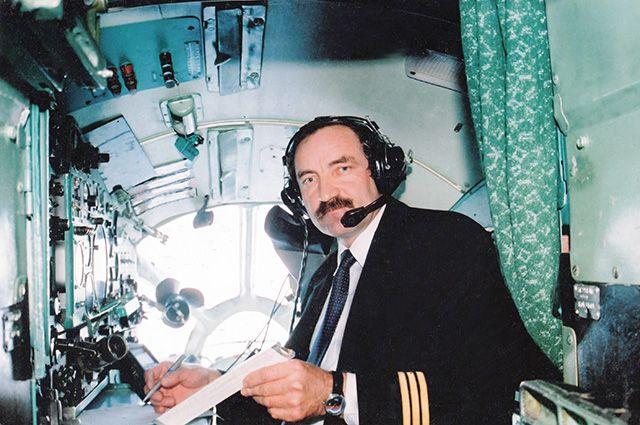 После того ЧП Салават Хабиров отлетал ещё 14 лет.