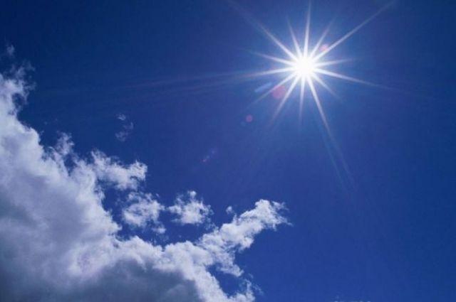 Горожан продолжат радовать солнечная погода и комфортная температура.