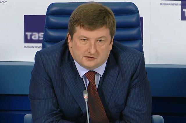 Глеб Кузнецов.