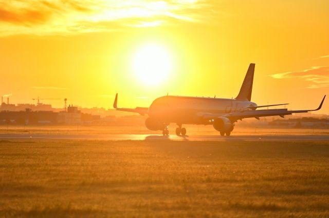 В оренбургском аэропорту подрались пассажиры рейса из Антальи.