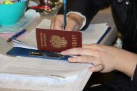 Женщина предоставила свой паспорт необходимый для создания и регистрации юридического лица - общества с ограниченной ответственностью.