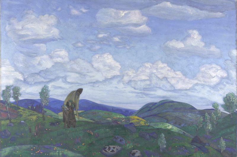 «Пантелеймон-целитель» (1916).