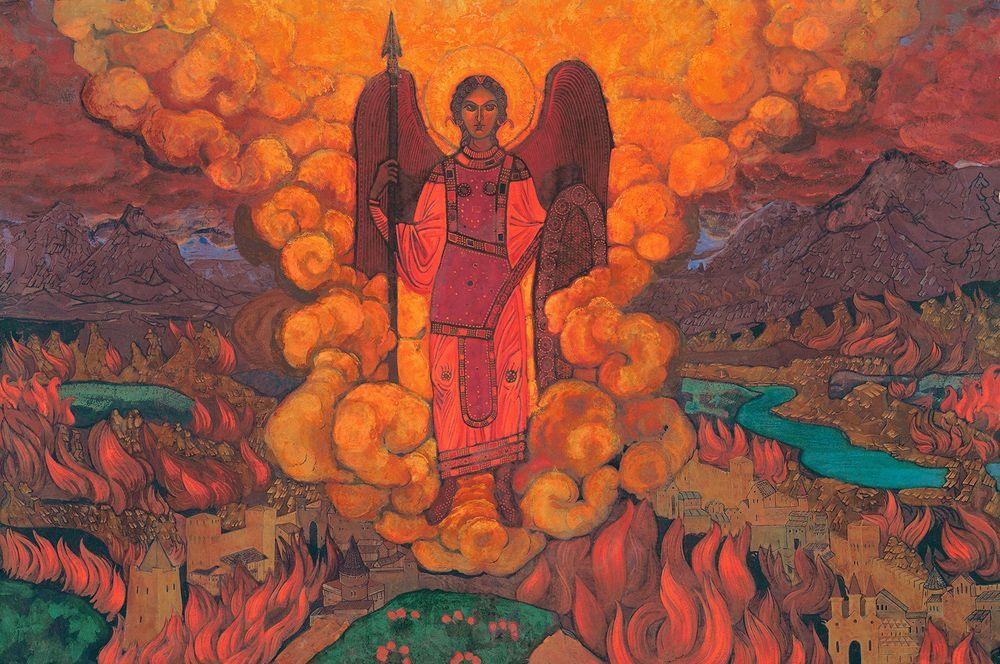 «Ангел Последний» (1912).