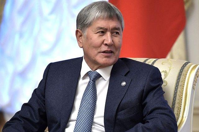 Сторонницу экс-главы Киргизии Атамбаева посадили под домашний арест