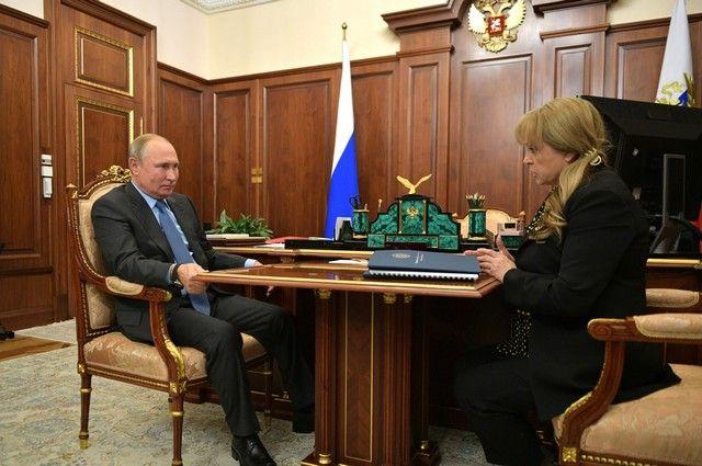 Путин: ЦИК объективно разбирался со спорными ситуациями на выборах