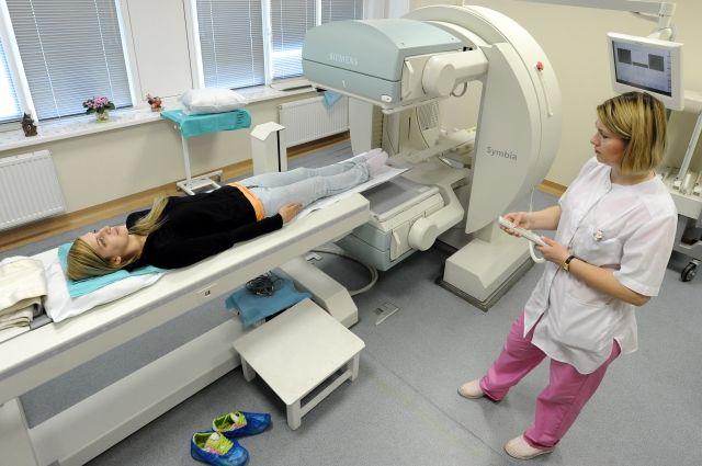Все больницы региона должны быть оснащены современным оборудованием.
