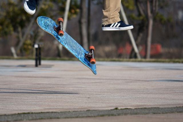 Скейтбордист из Калининграда поехал на чемпионат Европы