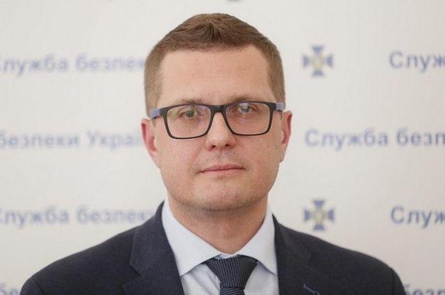 Глава СБУ Баканов провел рабочую встречу с послами «Большей семерки»