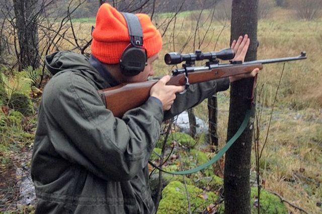 На территории Петербурга охота запрещена в любое время года.