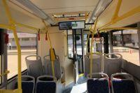 По словам очевидцев, ребёнка зажало в первой двери автобуса.