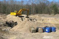 За незаконную добычу полезных ископаемых предусмотрены немалые штрафы