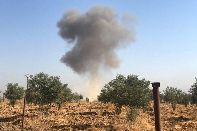 «Сирийские демократические силы» уничтожили четыре турецких танка