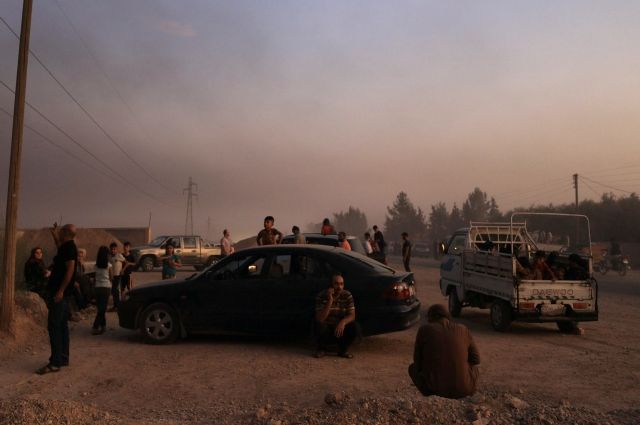 СМИ: 14 турецких военных погибли в Сирии