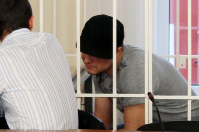 Осужденный Евгений Кочергин.