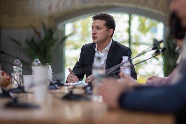 «Хотел быть премьером», - Зеленский прокомментировал увольнение Данилюка