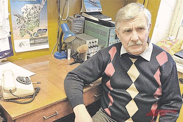 С 1 октября Сергей Сотников ушёл на пенсию.